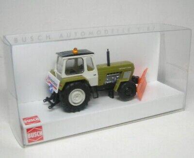 Fortschritt Zt 303-E Tractor Servicio de Invierno 1:87 BUSCH
