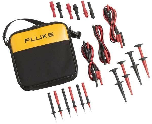 Fluke 700TLK Process Calibration Deluxe Test Lead Kit