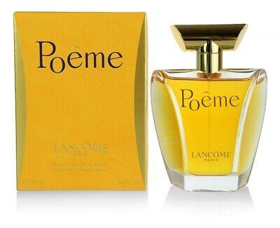 Lancome POEME 100 ml Eau de Parfum Spray NEU OVP (Lancome Eau De Parfum)