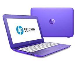 Purple HP STREAM