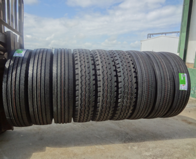 Truck Tyres - 11R22.5 Radial - $195 + GST