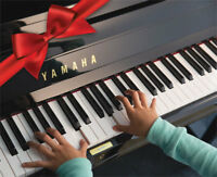Fun Music Lessons!  For all ages. Any instrument. Anytime!