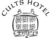 PART TIME Bar/Waiting Staff Required ASAP at The Cults Hotel