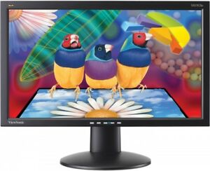 "ViewSonic VA1913w 18.5"" Widescreen LCD Computer Monitor"