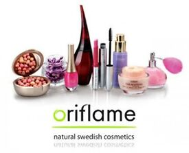 Oriflame- natural swedish cosmetics