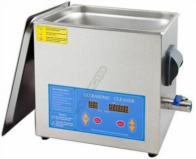 Professional 13l Liter Digital Ultrasonic Cleaner Timerheater Wcleaning Bas Cn