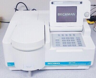 Beckman Du 530 Uvvis Spectrophotometer