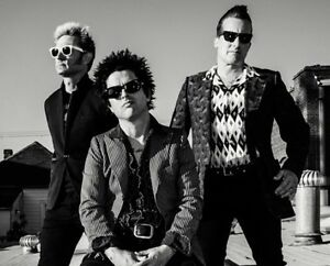 Green Day 2 FLOOR TICKETS March 20 Hamilton
