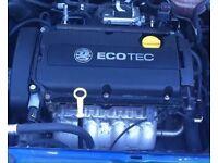 Vauxhall Z18xer engine 1.8 vvti