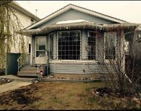 PETS ALLOWED !!! North Edmonton house for rent