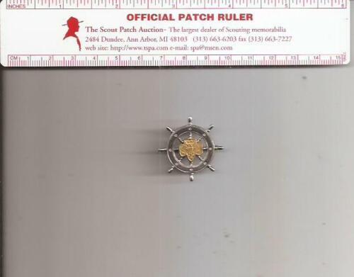 Vintage Mariner Girl Scout Pin