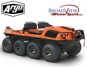 ARGO 8x8  or  6x6!!   GO ANYWHERE!!   **FROM $55 per WEEK**
