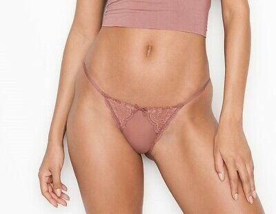 NEW Victoria Secret Dream Angels Lace Trim Itsy - You Pick Panty - XL
