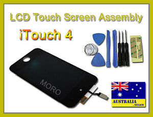 iPod Touch 4 4th Gen LCD Screen Replacement Digitizer glass assembly 8G 16G 32G