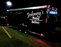 LOW COST MOVING, Booking for February & March- Johnny's Moving