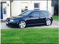 02 Volkswagen Golf gt tdi (not Bora, bmw,Sierra,type r,jetta,dturbo)