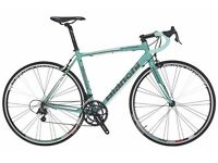 Bianchi via Nirone 7 XENON - 57 cm - BRAND NEW - RRP £900 - With Receipt (Evans Cycles)