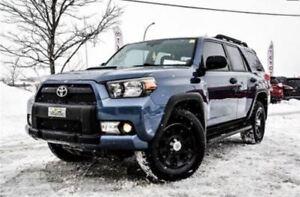 Toyota 4Runner Trail Edition 2011
