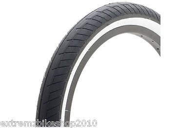 "DUO SVS 20/"" X  2.25/"" BLACK//PURPLEWALL WIREBEAD BMX BICYCLE TIRE"
