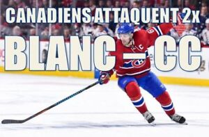 Canadiens vs Avalanche 12 janvier 2019 BlancCC-section331