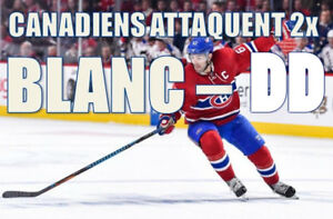 Canadiens vs Columbus 19 février 2019 BlancDD-section331