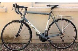 Light road bike size L - Tifosi CK Gran Fondo, excellent condition