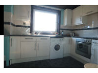 Great 1 bed flat in popular Leith district