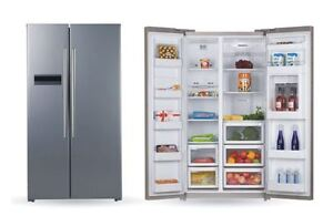 Solar FRIDGE and FREEZER Combinations - SOLAR or Battery