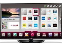 "LG 50"" razor thin Full HD 3D Smart TV with magic remote"