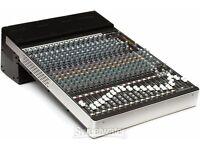 Mackie Onyx 1640i FireWire Mixer w/ flightcase