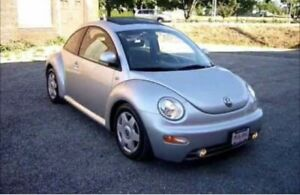 Volkswagen Beetle for trade of any motorcycle/dirt bike,