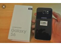 SAMSUNG GALAXY S6 UNLOCKED BOXED £150 OR NEAREST OFFERS