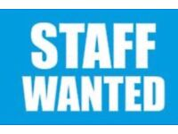 STAFF WANTED for Car Wash near Birmingham and Liverpool