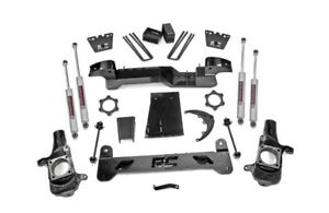"""6"""" Rough Country lift kit"""