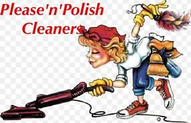 Domestic cleaners at competitive price! Can travel!