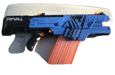 Nerf Rival Khaos Blue with Batteries