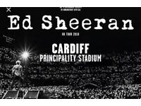 X 4 ED SHEERAN PITCH STANDING