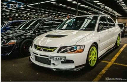 Mitsubishi lancer EVO 9  Greenacre Bankstown Area Preview