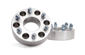 "1.5"" wheel spacers - 6 Bolt - 6X139.7"
