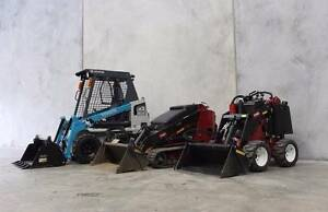 Toro TX 525 Dingo or 320-D Wheeled Dingo $220 Same Day Hire Campbellfield Hume Area Preview
