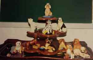 Dog Collection - Franklin Mint