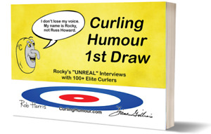 New Curling Book - Curling Humour - 1st Draw