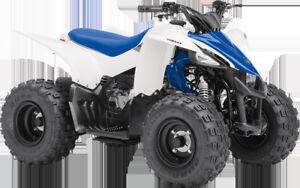 2018 Yamaha YFZ50