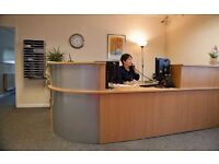 This popular Hammersmith business centre offers comfort-cooled, serviced offices