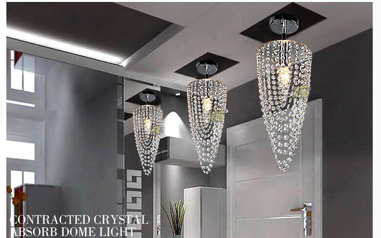 crystal led chandelier lighting fixtures ceiling lamp dining room