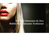 Mobile Hair Extension Technician