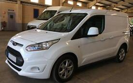 Ford Transit Connect L1 Limited FROM £57 PER WEEK!