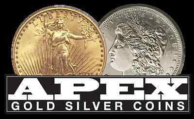 Apex Gold Silver Coin