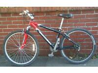 Schwinn Mesa GS aluminium frame bike