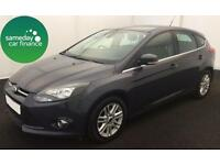 £181.77 PER MONTH FORD FOCUS 2.0 TDCI 140 TITANIUM HATCH 5 DOOR DIESEL MANUAL